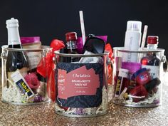 Bachelorette Party Kit >> http://www.diynetwork.com/decorating/bachelor-and-bachelorette-party-ideas-and-favors/pictures/page-7.html?soc=pinterest