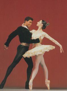 Tamara Rojo & Carlos Acosta in Don Quixote
