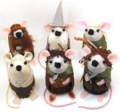 Hobbit mice