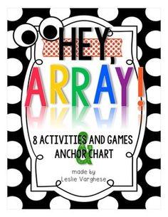 Hey, ARRAY!