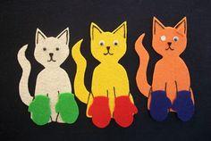 Totally Toddler!: Three Little Kittens