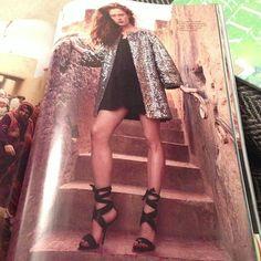 '70s Twist for Fendi Resort 2013 Collection