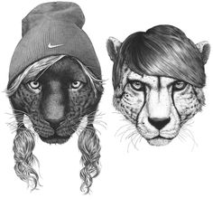 NIKE - We Own The Night on Behance