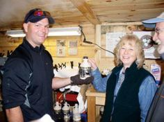 Schoff's Sugar Shack- maple syrup making. (March)