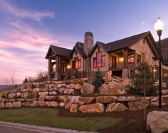 mountain home!
