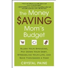 Awesome new book coming out by Money Saving Mom!
