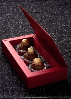 kuglice od kestena, lesnika i cokolade