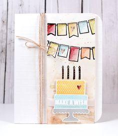 Simon Says Stamp Blog!: Make a Wish!