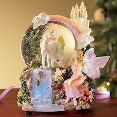 Fairy Snow Globe