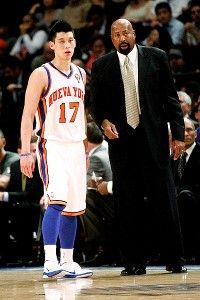 """""""Coach"""" used to go by the last name D'Antoni. Now, it's Woodson."""