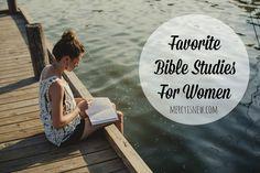 10 Favorite Women's Bible Studies!