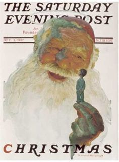 Saturday Evening Post - 1927-12-03 (Norman Rockwell)