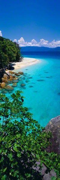 Fitzroy Island, Australia.
