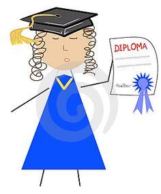 """""""graduation"""" from speech"""