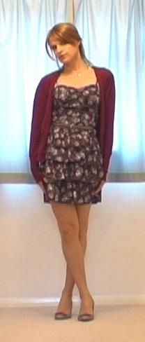 Dress and cardi | Flickr - Photo Sharing!