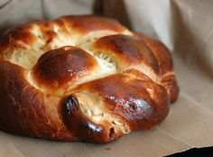 I've had success with baking challah, but this Apple & Honey Challah recipe I WILL have to try!