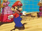 La primavera è arrivata e alcuni lidi hanno già innaugurato i campi di beach volley! In questa sfida, la tua pedina, sarà Mario Bros. Usa le frecce direzionali!