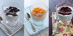 DIY Yogurt Mix-Ins: Blueberry, Raspberry, and Peach | Annie's Eats