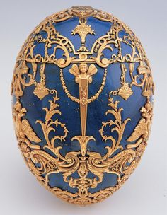 Jason of Beverly Hills: HAPPY EASTER: Faberge Eggs