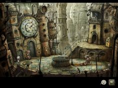 Machinarium is a simply joyous puzzle game reminiscent of the classic LucasArts adventure games. It's so beautiful that merely looking at a screenshot can cause people to instantly download it!