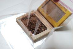 How to Repair Broken Powder