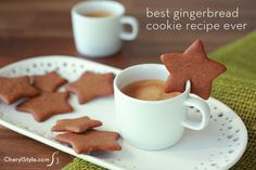 Gingerbread cookie -