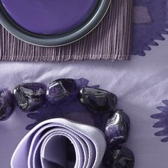 A palette of purples? Yes please!