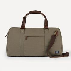 Weekender bag to replace those crummy gym bags.