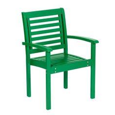 Cadeira Milano em Verde Esmeralda