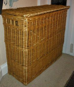 Home sweet home on pinterest 115 pins - Narrow clothes hamper ...