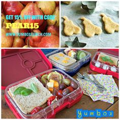 October Discount Code: Get 15% off any #Yumbox with code: Pear15