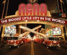 Reno,NV-one of our haunts in the good old days of the Comstock....