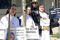 Pro Life Sisters