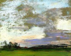 Landscape, Claude Monet, s.d.