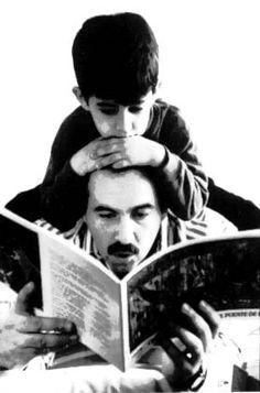 Me encanta leer con mi padre encanta leer, leer con, con mi