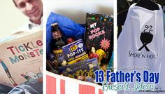 Let's reward the men in our lives by recognizing them on Father's Day. We collaborated with many other websites to bring the ultimate list of presents to make or create for your man. #fathers day #presents for your spouse #presents