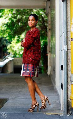Best Dressed: Tamu McPherson