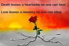 Healing After Death