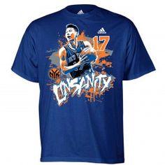 adidas Knicks Jeremy Lin Linsanity 17 T-Shirt