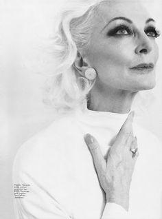 Carmen - Vogue Australia 1999