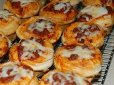 Pizza Snack Cups | OAMC from Once A Month Meals