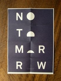 FROM THE HILL | No Tomorrow. Brilliant.