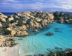 Beach on Sardinia (Italy) !!