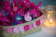 wedding favors for this lovely Hawaiian destination wedding. Photography by Bob Brown from hawaiiphotographer.com
