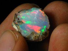 Fire Opals!
