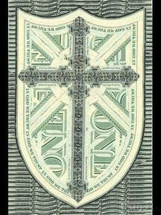 Mark Wagner's Currency Collages | Bextim dot Com