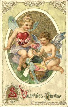 A Valentine's Greeting 1912 Feb-13