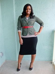 Curves and Confidence | Inspiring Curvy Women One Outfit At A Time: Let's Get this Started!