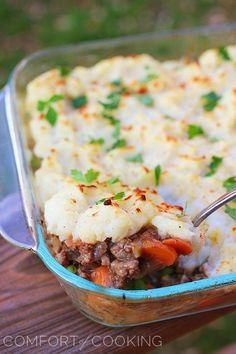 The Comfort of Cooking » Shepherd's Pie