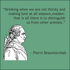 We agree wholeheartedly Pierre...
